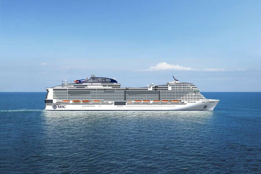 Novo intinerário Grand Voyage do MSC Bellíssima