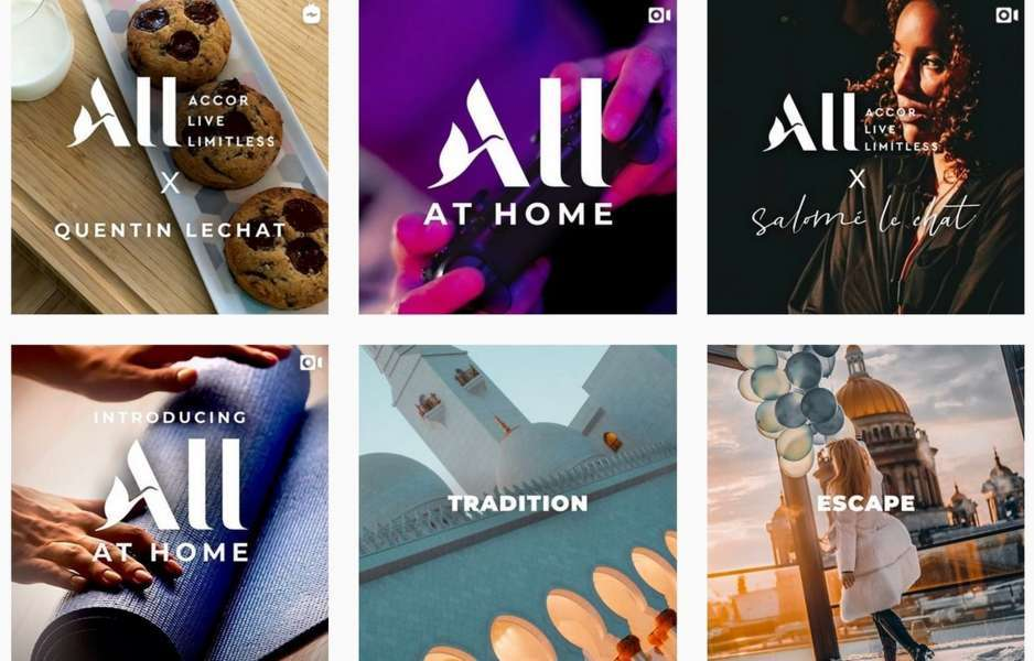 Accor Live Limitless (ALL) inspira hospedes ALL at Home