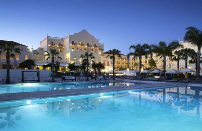 The Lake Spa Resort em Vilamoura sugere um Short break